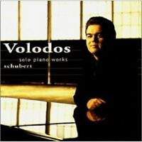 """ARCADI VOLODOS """"SOLO PIANO WORKS"""" CD NEW!"""