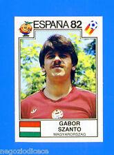 SPAGNA ESPANA '82 -Panini-Figurina-Sticker n. 186 - SZANTO - UNGHERIA -Rec