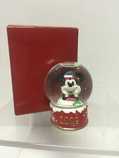 f1c47b7429a8c 2009 JCPenney Mickey Mouse Black Friday Disney SnowGlobe New In Box