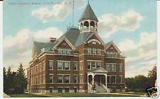 CENTRAL SCHOOL, CORTLAND, N.Y. NEW YORK