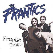 The Frantics - Frantic Times CD bonus tracks Canadian comedy RARE SEALED NEW