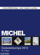 MICHEL CATALOGO EUROPA SUD OCCIDENTALE 2013 NUOVO VOLUME 2
