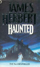 Haunted James Herbert Paperback 1989