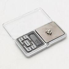 Mini 0.01g x 200g Stainless steel Digital Pocket Jewelry Weight Scale Balance
