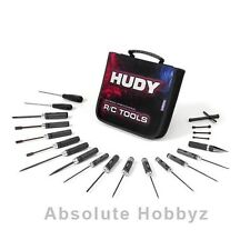 Hudy Tool Set w/Carrying Bag (All Cars) - HUD190004