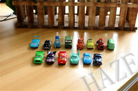 Nouveau PIXAR CARS Lightning McQueen Mater Figures Sally Luigi 14PCS / set