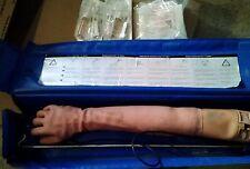 AMBU IV Training Arm & Hand Medical Phlebotomy intravenous Practice Kit I.V. 122