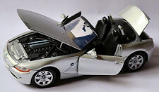 BMW Z4 E85 2005-08 Silver Metallic 1:24