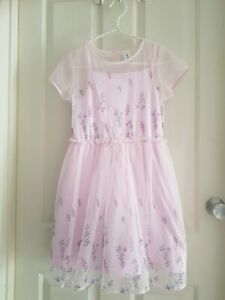 Girl Size 14 Target Party Dress