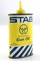 Stag Lubricant Gun Oil Vintage Oiler Rust Preventive Rockwood Ontario S281