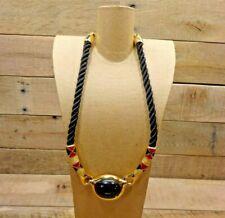RARE MONET 1980'S  HABERDASHERY Choker Necklace