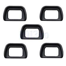 5 piezas Visor Ocular Copa ocular FDA-EP10 Para Sony NEX-7 NEX-6 A6000 Cg