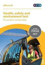 Health, Safety and Environment Test for Operatives and Specialists: GT 100/17 DV