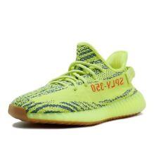 d78b6268458 adidas Yeezy Boost 350 V2 Semi Frozen Yellow B37572 US Size 6