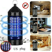 1/2Packs Electric UV Mosquito Killer Lamp Fly Bug Insect Pest Zapper Light Best