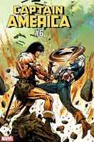 CAPTAIN AMERICA 6 v9 2018 BUTCH GUICE CONAN VS MARVEL VARIANT NM