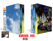 EXO 4th KOREAN ALBUM [ THE WAR ] 3 VER.CD+PHOTO CARD+BOOKLET