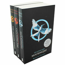 The Hunger Games Trilogy Books 3 Book Set by Suzanne Collins Hardback