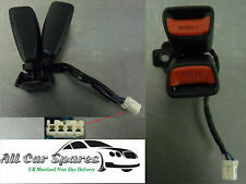 Kia Cee'd Mk1 - 5dr Estate- Passenger & Middle Rear Seat Belt Anchor/Buckle