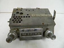 Vintage 1962 Chevrolet AM Car radio Delco Model 985332