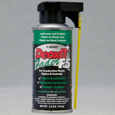 More details for caig deoxit f5s-h6 faderlube spray 5 oz