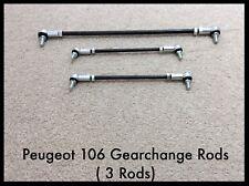Peugeot 106 Gti Gearchange Rods (3-rod kit)