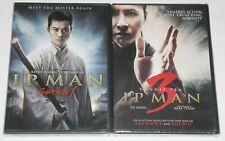 Action DVD Lot - IP Man Season 1 (New) IP Man 3 (New)