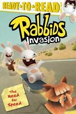 The Need for Speed [Rabbids Invasion]