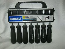 Kobalt 7-Piece SAE Universal Spline Nut Driver Set