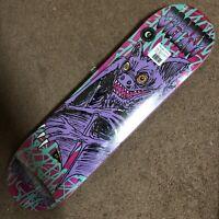 Primitive Skateboard Franky Villani Four Fingers Mark Foster Fos Deck 8.0 RARE