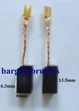 ESCOBILLAS de carbón 4 Amoladora Angular Ryobi EAG950RB EAG750RS 5131026778 115 125 mm D54
