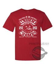 2020 College Football National Champions Alabama Crimson Tide Shirt 18x 2021 CFP