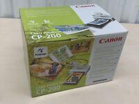 Canon CP-200 Card Photo Printer - Unused