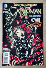 CATWOMAN #14 DEATH OF THE FAMILY 1ST PRINT DC COMICS (2013) JOKER BATMAN