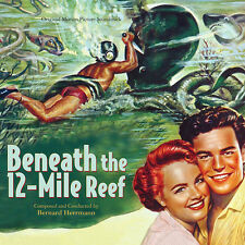 Beneath The 12 Mile Reef - Expanded  - Limited 1200 - Bernard Herrmann