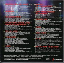 rare BALADA 90s CD slip SIN BANDERA entra en mi vida SIRENA si la ves PERO NO