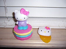 Lot Of 2 Sanrio HELLO KITTY McDonald's Happy Meal Toys 2004 2007