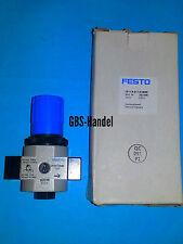 FESTO LR-1/8-D-7-0 MINI 162598 Druckregelventil Pneumatik NEU & OVP 1E02