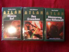 Atlan Höllenwelt Trilogie 1 - 3  Edition Perry Rhodan ungelesener Top Zustand
