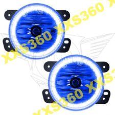 ORACLE Halo FOGLIGHTS Dodge Charger 11-14 BLUE LED Angel Eyes