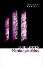 JANE AUSTEN NORTHANGER ABBEY COLLINS CLASSICS SOFTCOVER NOVEL BOOK FICTION GOOD!