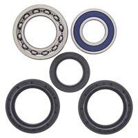 All Balls 25-1139 Rear Wheel Bearing Seal Kit for Yamaha YFM600 Grizzly 99-01