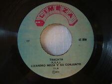 LIZANDRO MEZA Y SU CONJUNTO SHACALAO / COLOMBIA FUNK 7INCH