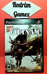 Conflict Vietnam PS2 Video Games