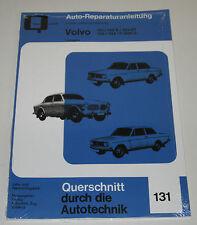 Reparaturanleitung Volvo Amazon 121 / 122 S / 123 GT / 142 / 144 / P 1800 S NEU!