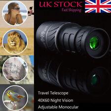 Panda Outdoor Travel Telescope Monocular 40*60 Night Vision Handheld HD OPTICS W