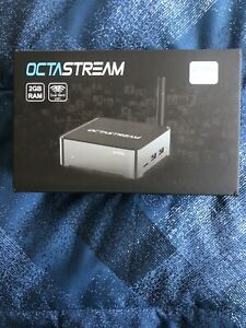 4K UNLIMITED STREAMING DEVICE – NO MONTHLY FEES - OCTASTREAM Q1