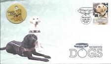 2008 Fdc Guide Dogs Limited Issue No 13272/15000 Fd1 10 Jun Mt Barker Sa