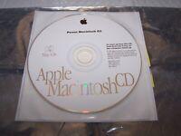 Apple Mac OS System 8.1 Install CD for Power Macintosh G3 SSW 8.1 691-1924-A