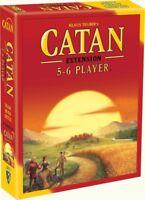 Catan - 5&6 Lecteur Expansion - 2015 5th Édition - Stratégie Jeu de Plateau